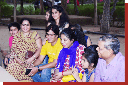 kanchan kesari village resort jaipur family quality time